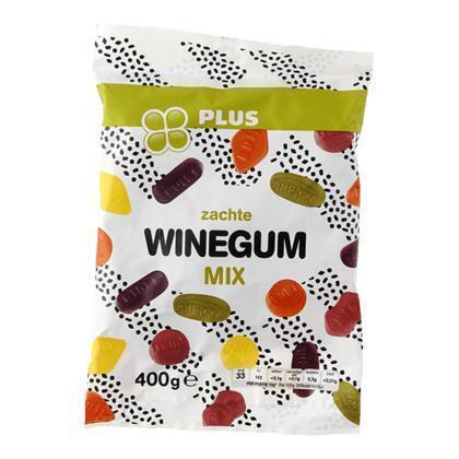 Zachte Winegum Mix (400g)