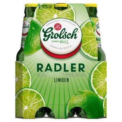Radler Limoen 2.0% (rol, 180 × 1.8L)