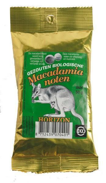 Macademia noten (50g)