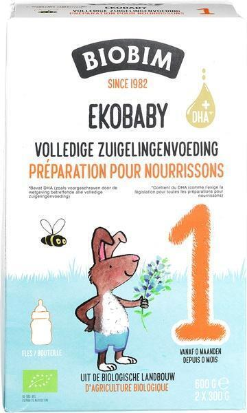 Biobim Ekobaby 1 (0+ mnd) (600g)