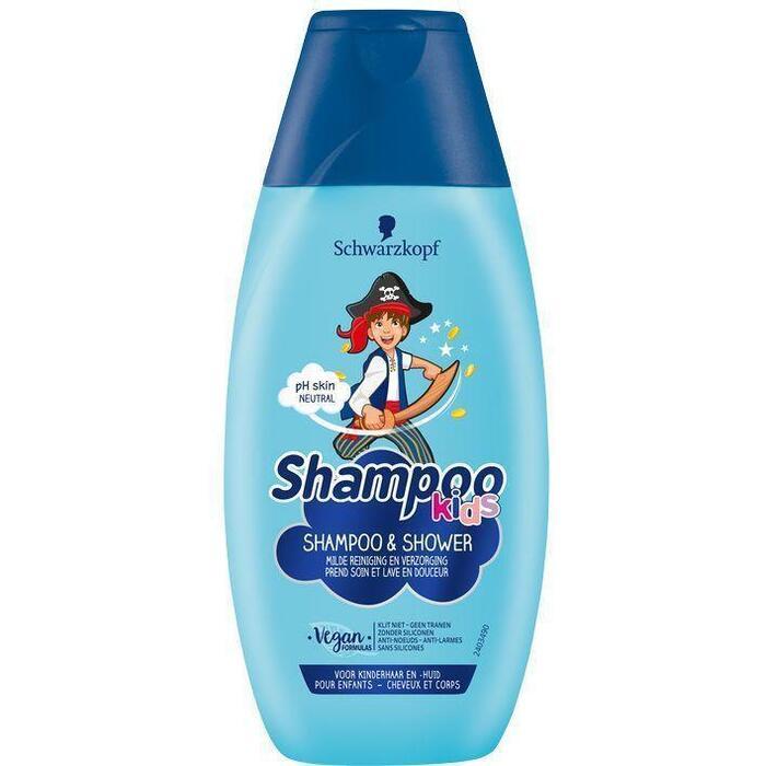 Schwarzkopf Kids Shampoo & Shower 250ml (250ml)
