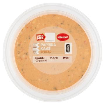 Jumbo Paprika Kaas Spread 100 g (100g)