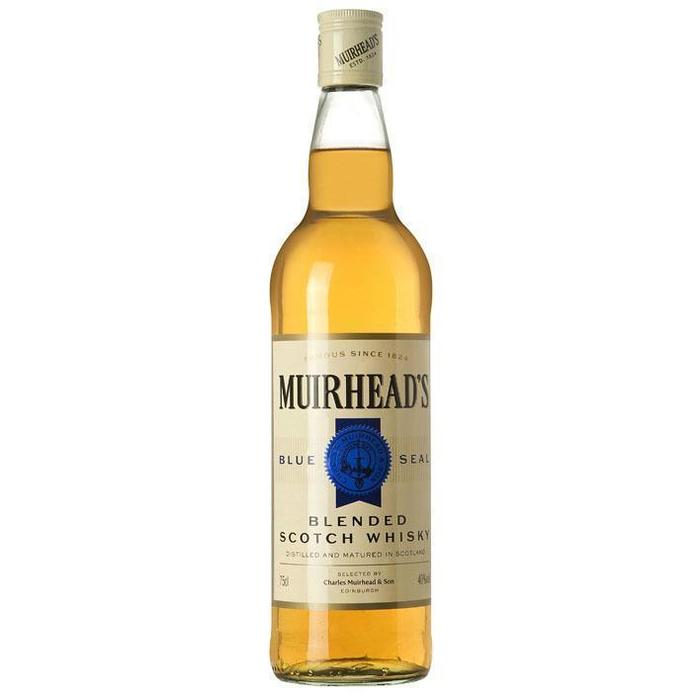 Muirhead's Blended Scotch whisky (rol, 0.7L)