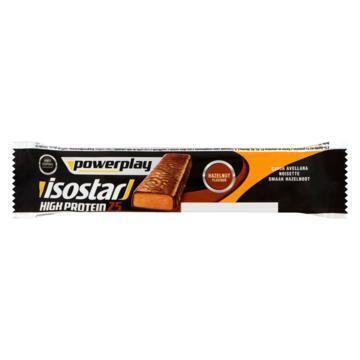 Isostar Powerplay High Protein 25 Smaak Hazelnoot 35g (35g)