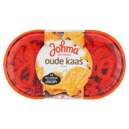 Oude kaas salade (120g)