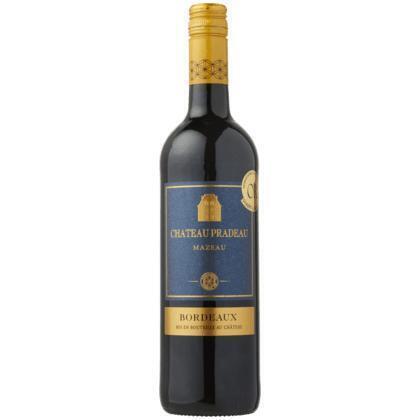 Bordeaux Rouge (rol, 75 × 0.75L)