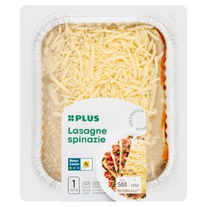 Lasagne spinazie (400g)