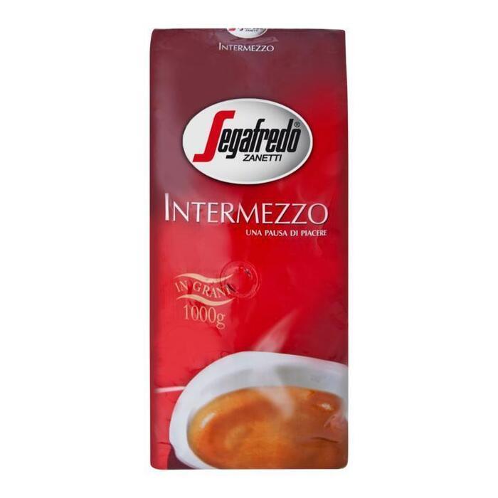 Segafredo Zanetti Intermezzo Koffiebonen 1000g (1kg)