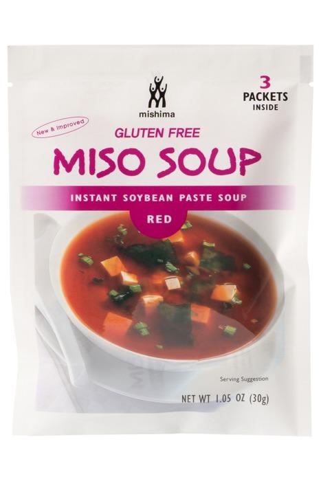 Japans miso soup red (30g)