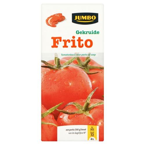 Gekruide Tomatofrito (pak, 350g)