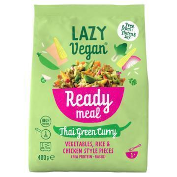 Lazy Vegan Thai green curry maaltijd (400g)