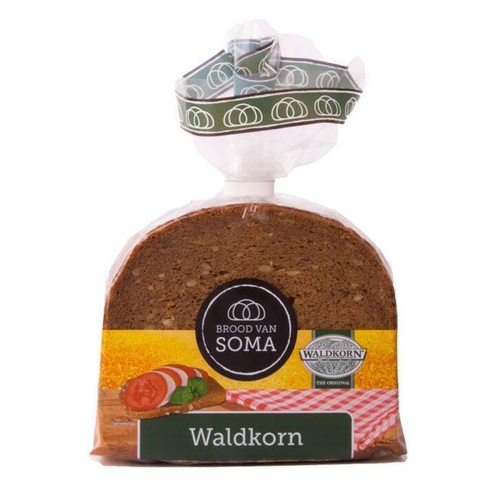 Roggebrood waldkorn (Stuk, 375g)
