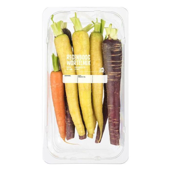 Regenboogwortelmix (bakje, 600g)
