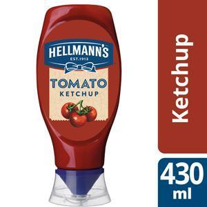 Hellmanns Ketchup 430ML 12x (12 × 43cl)