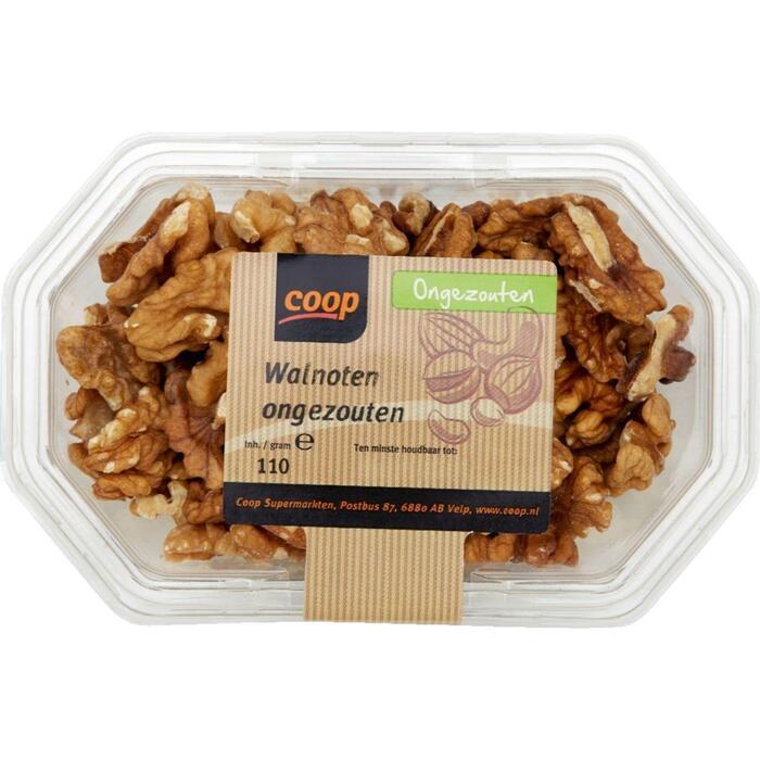 Coop Walnoten Ongezout (110g)