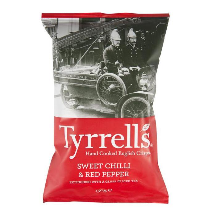 Sweet Chilli & Red Pepper (150g)