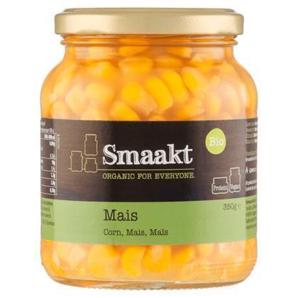 Biologisch Zoete Maïs (glas, 37cl)