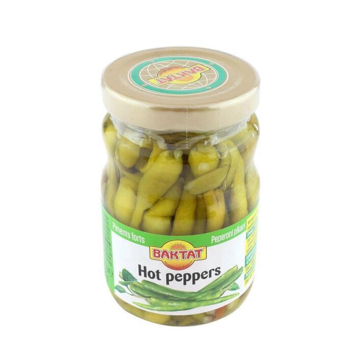 Peperoni (pot, 170g)