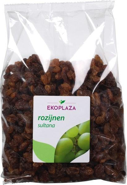 Rozijnen Sultana (zak, 750g)