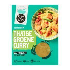 Sum & Sam Thaise groene curry pasta (140g)