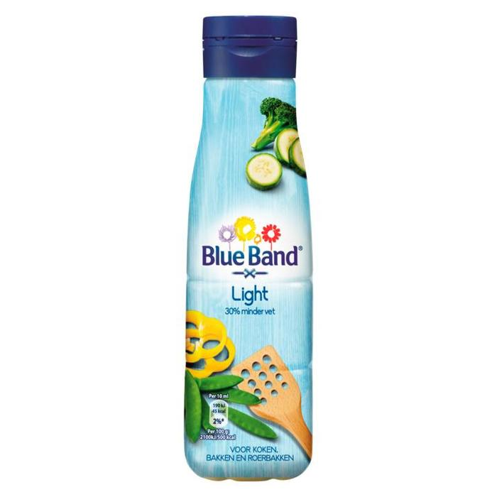 Blue Band Vloeibaar Light 500ML 8x (Stuk, 0.5L)