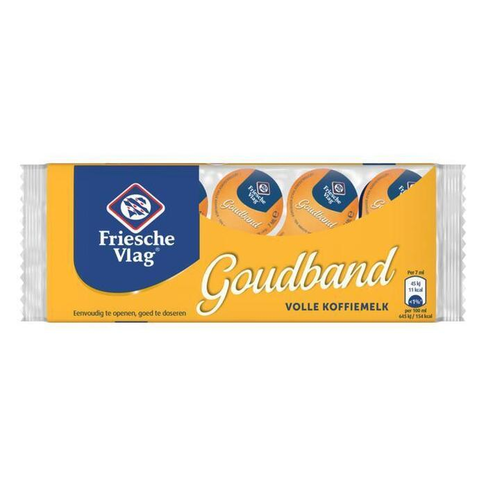 Goudband cups (cups, 10 × 7ml)
