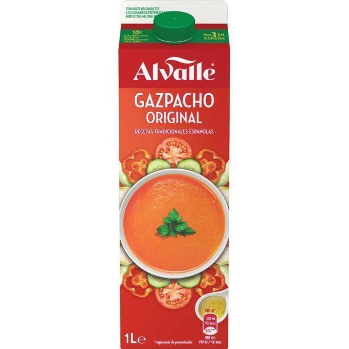 Alvalle Gazpacho original (1L)