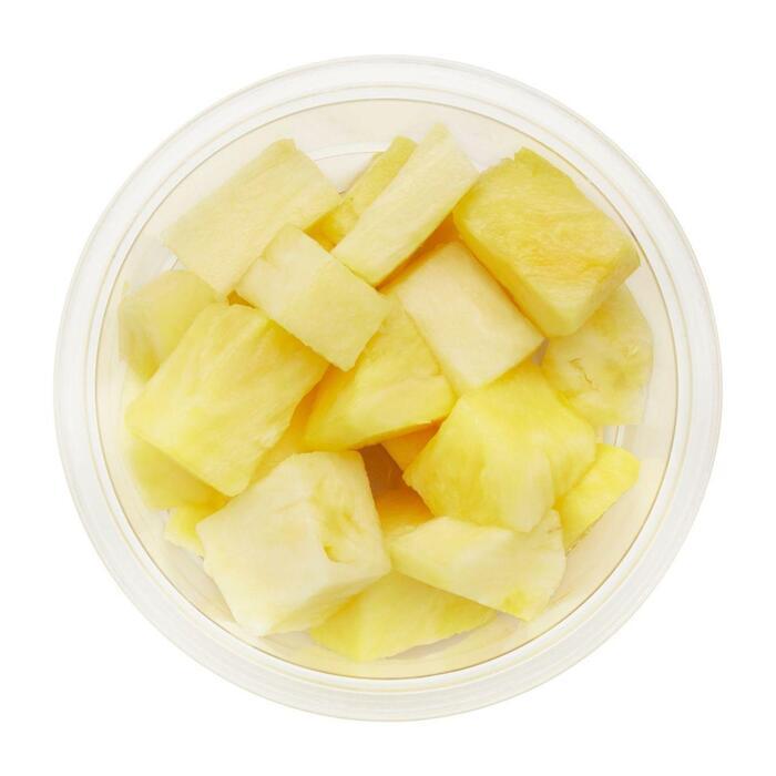 Ananas blokjes (200g)