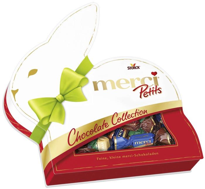merci Petits Haas Chocoladeproducten / bon bons / bit 200 g doos (200g)