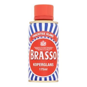 Brasso Koperglans 175 ml (Stuk, 175ml)