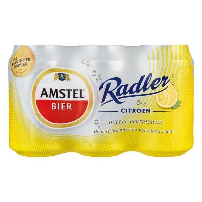 Amstel Radler (rol, 6 × 33cl)