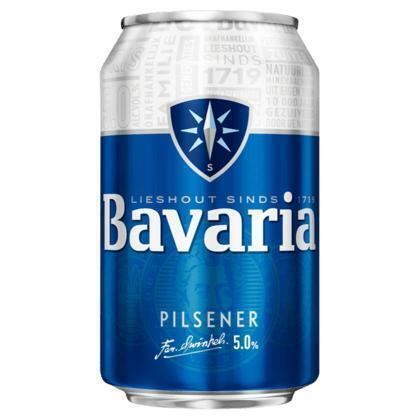 Bavaria Premium Pilsener (rol, 33 × 33cl)