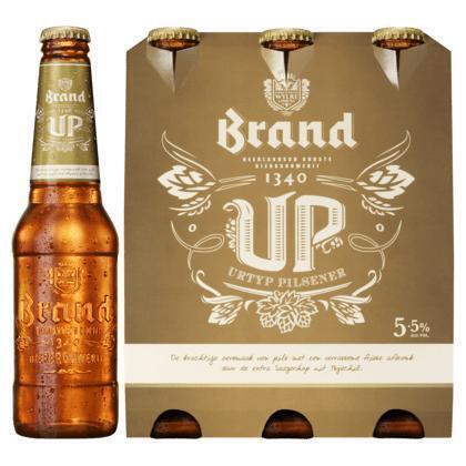 UP bier (rol, 180 × 30cl)