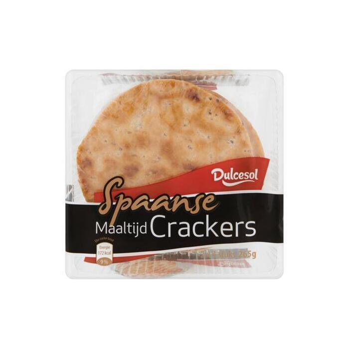 Spaanse maaltijdcrackers (265g)