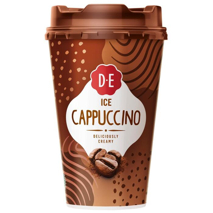 Douwe Egberts Ice cappuccino ijskoffie (230ml)