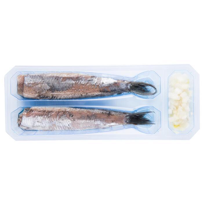 Hollandse Nieuwe haring nieuwe vangst (Pak, 150g)