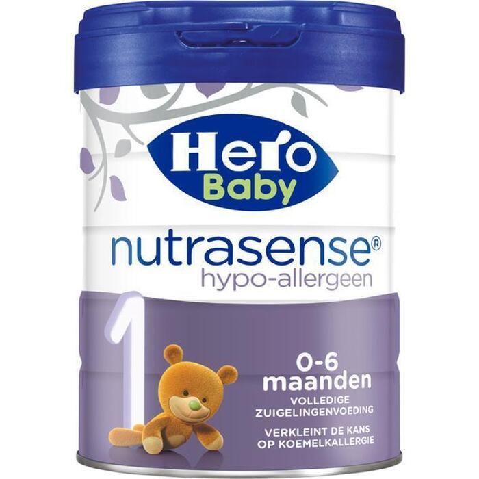 Nutrasense hypo-allergeen 1 (700g)