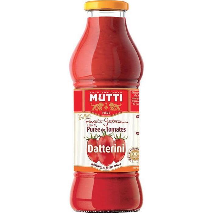 Mutti Passata gastronomia datterini (400g)