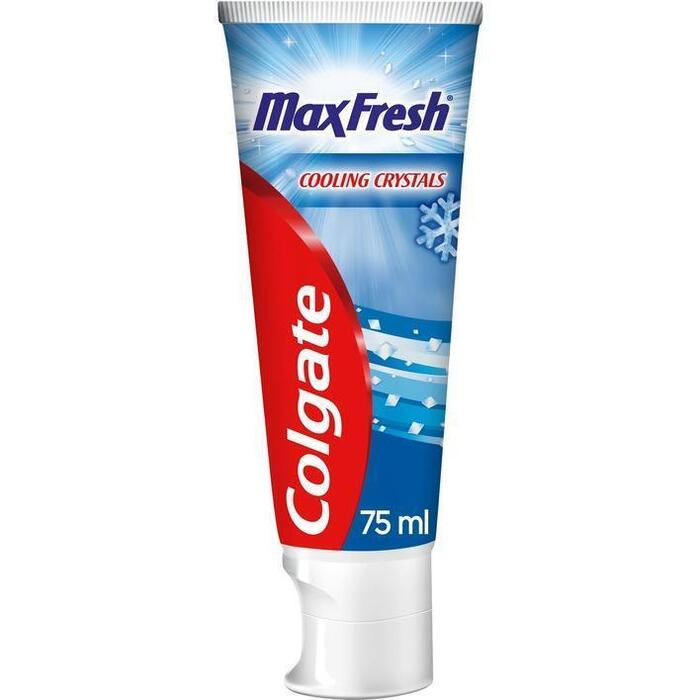 Tandpasta max fresh blue (75ml)
