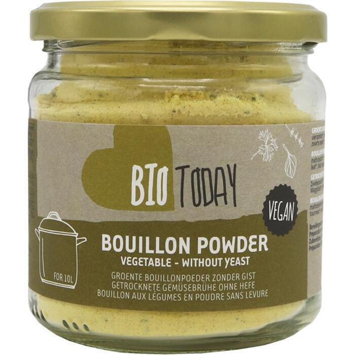 Bio Today Bouillon gistvrij voor 6 liter (200g)