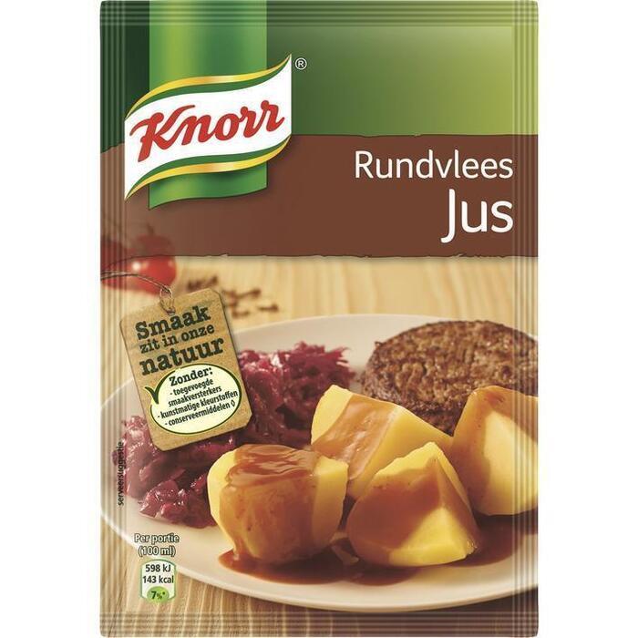 Knorr Mix rundvleesjus (18g)