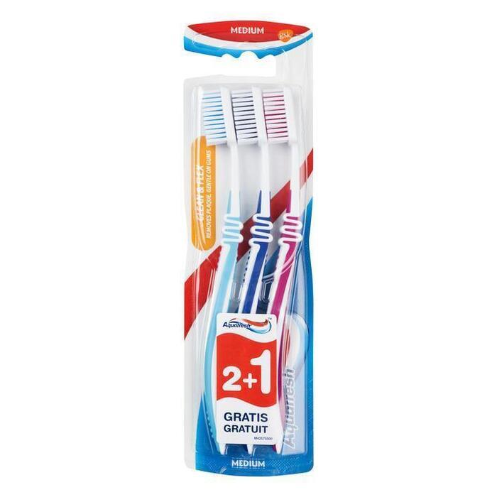 Aquafresh Interdental medium tandenborstel (blister)