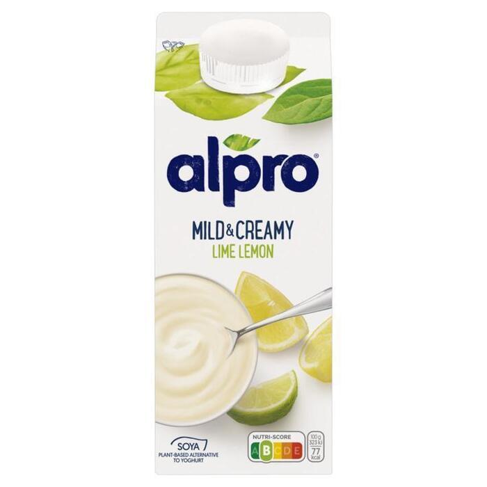 Mild & Creamy Limoen-Citroen (pak, 750g)