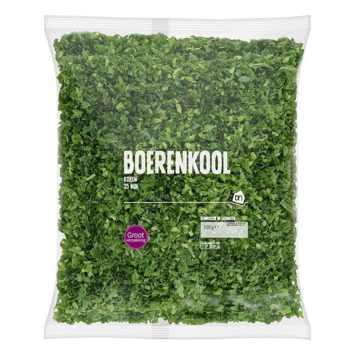 Boerenkool (zak, 500g)