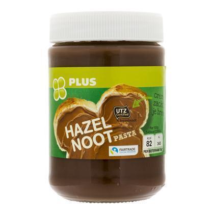 Hazelnootpasta (pot, 400g)