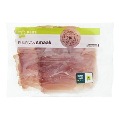 Puur van smaak Coburger ham (110g)