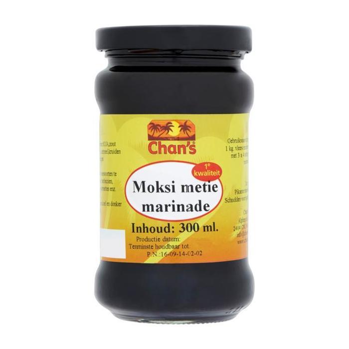 Chan's Moksi metie marinade (30cl)