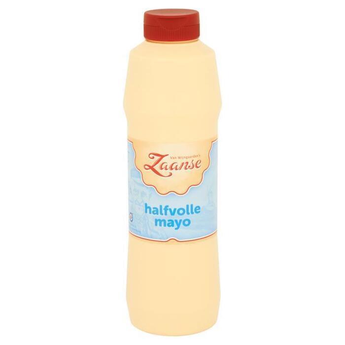 Zaanse Halfvolle Mayo (knijpfles, 0.65L)
