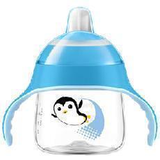 Avent Tuitbeker blauw pinguin 200 ml