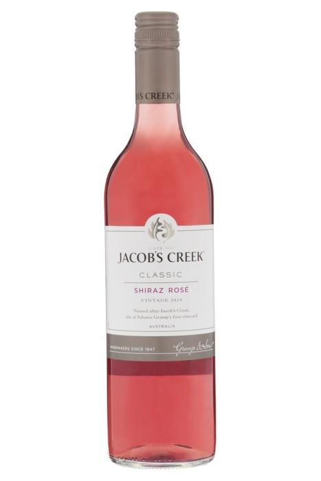 Jacob's Creek Shiraz Rosé - 0,75L (0.75L)